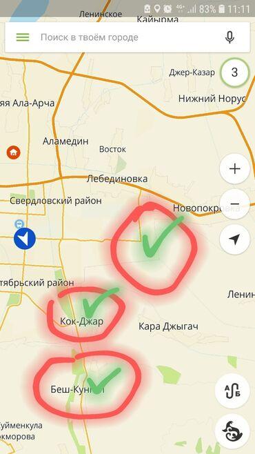 Сдам в аренду - Кыргызстан: Сдам в аренду 80 соток Для бизнеса от собственника