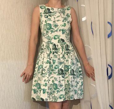Летнее платье, х/б, 400с