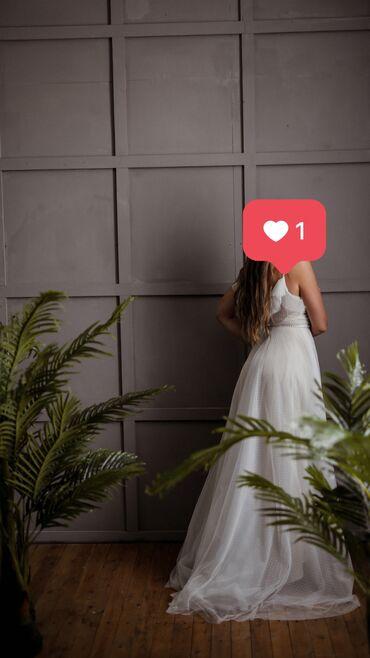 Продаю свадебное платье новое, покупали только для фотосессии. Легкое