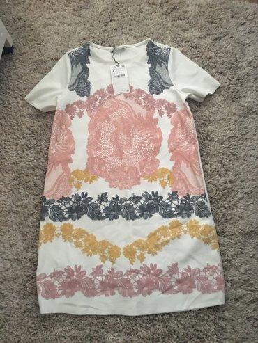 Платье zara новое! Размер S в Бишкек