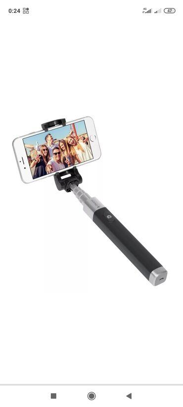 Elektronika Şəmkirda: Selfie çubuqları 17 azn