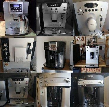 Siemens-cl75 - Srbija: Prodaja i servis espresso aparata renomiranih brendova Saeco, DeLonghi