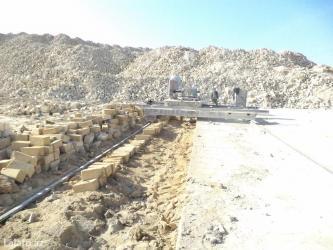 Bakı şəhərində Qaradağ rayonu səngəçal daş karxanasında 4 hektar karyer sahəsi