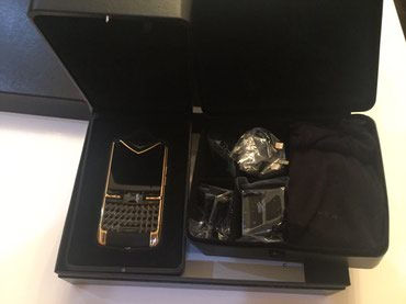 Срочно!! Vertu constellation quest gold edition телефон в Бишкек
