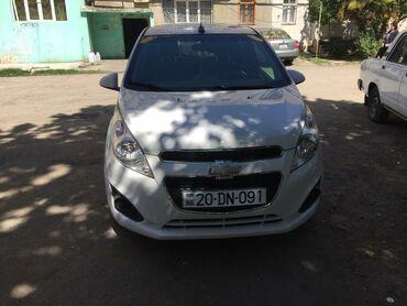 Chevrolet Azərbaycanda: Chevrolet Spark 1.2 l. 2013 | 63000 km