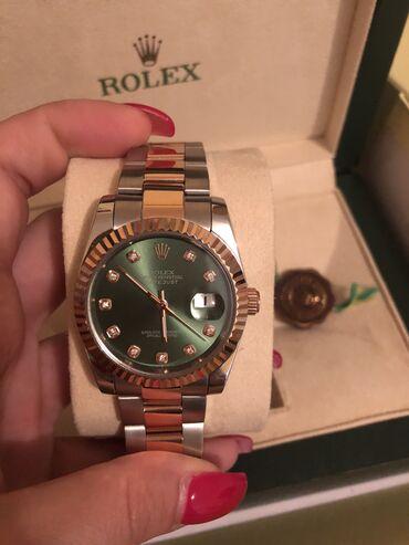 Zeleno Unisex Ručni Satovi Rolex