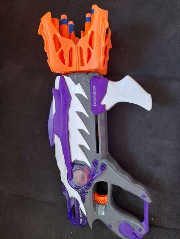 Nerf puska 50cm deksiko