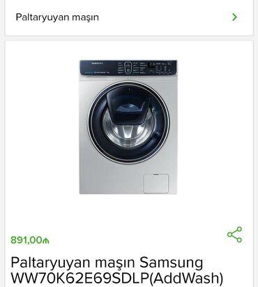 Öndən Avtomat Washing Machine LG 7 kq