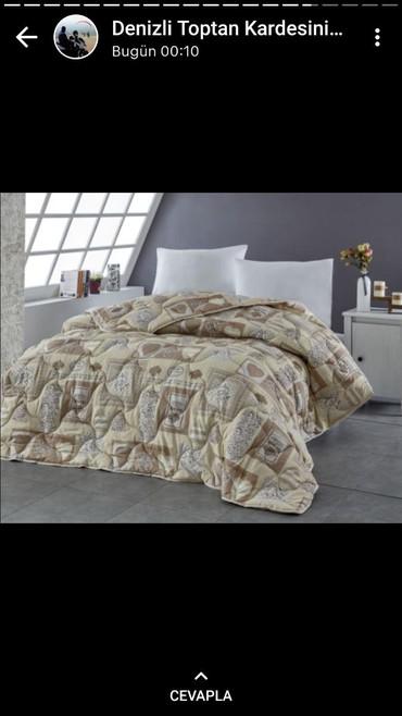 двуспальное одеяло из шерсти в Кыргызстан: Одеяла  2 спальние 1 сполние товар из Турции