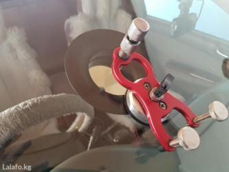 ремонт лобовых стёкол  ( сколов и трещин ) в Бишкек
