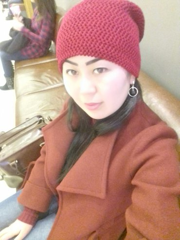 ищу работу нянкой и дом работницой! без проживанием! и зделаю уборку в в Бишкек