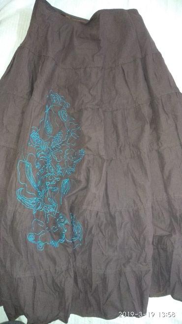 Повезли из Индии!!! Юбка в пол новая ,очень лёгкая и ХБ!р46 не носили в Бишкек