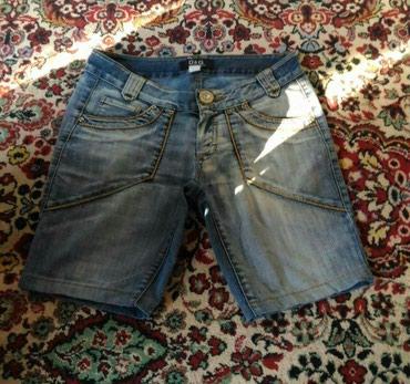 Женские  джинсовые шорты в идеальном в Бишкек