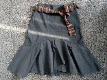 Suknja sa karnerima - Kladovo