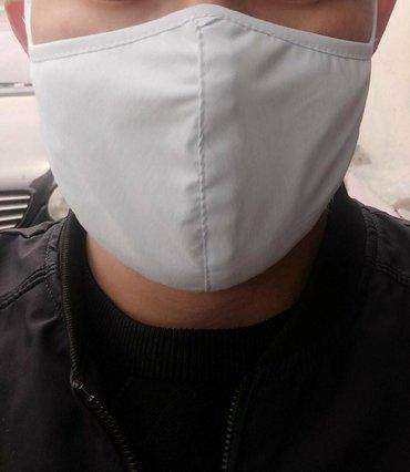 Пояс медицинский лечебный - Кыргызстан: Мед. маски с фильтром импорт Россия ( респираторы) многослойные