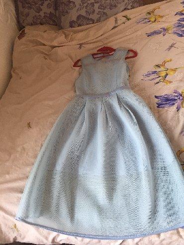 вечернее платье до колен в Кыргызстан: Вечернее платье новый. Окончательно . Размер L, длина французская