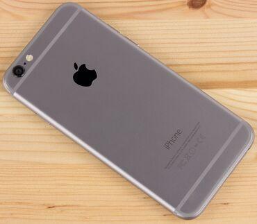 сколько стоит iphone 6 plus in Кыргызстан   APPLE IPHONE: IPhone 6 Plus   128 ГБ   Серебристый Б/У   Гарантия, Отпечаток пальца, Face ID
