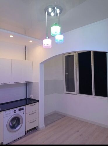 теплый пол электрический цена в бишкеке в Кыргызстан: Элитка, 1 комната, 45 кв. м Бронированные двери, Дизайнерский ремонт, Лифт