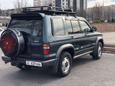 шины для грузовых автомобилей в Кыргызстан: Isuzu Bighorn 3.1 л. 1996 | 210000 км