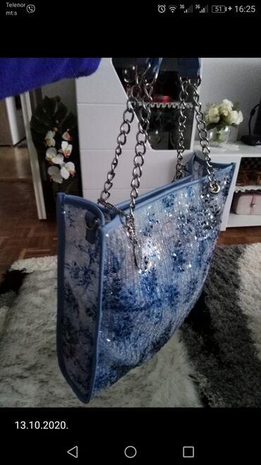 Potpuno nova, ORIGINAL ALESSIA MASSIMO torba. Italija