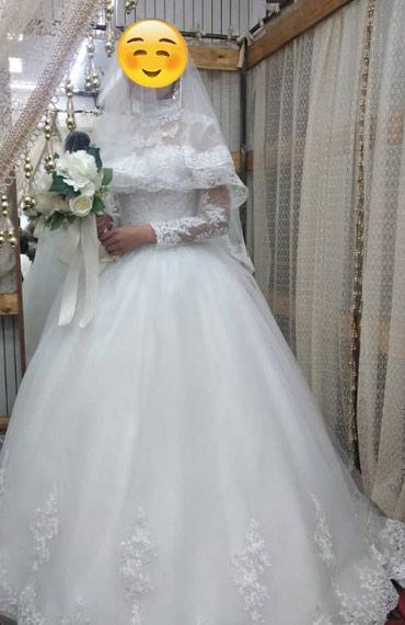 Свадебные платья новое продажа и прокат. в Бишкек