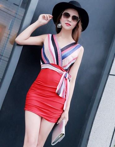 размер 44 48 в Кыргызстан: Коктельное платье новое,размер 44-48