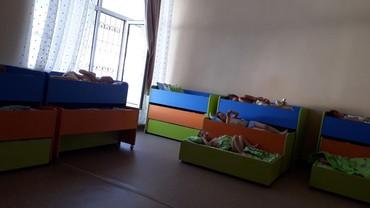 Продаются 3х ярусные выдвижные кроватки с матрасами, НОВЫЕ))) По цене
