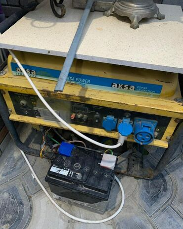 Generator 500manata satılır.unvan:Masazir//Günay
