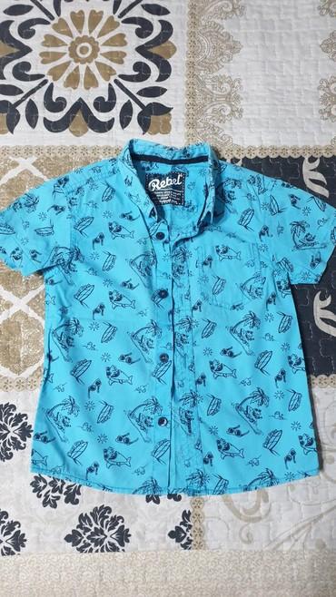 бодики с коротким рукавом в Кыргызстан: Продаётся рубашка с коротким рукавом б/у в отличном