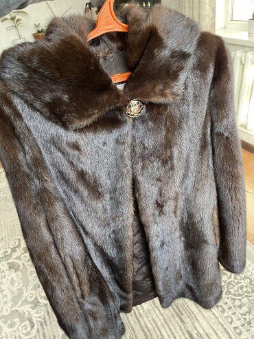 продажа аккаунтов инстаграм in Кыргызстан   ИНТЕРНЕТ РЕКЛАМА: Продаётся норковая шуба размер 46-48 коричневого цвета цельная цена