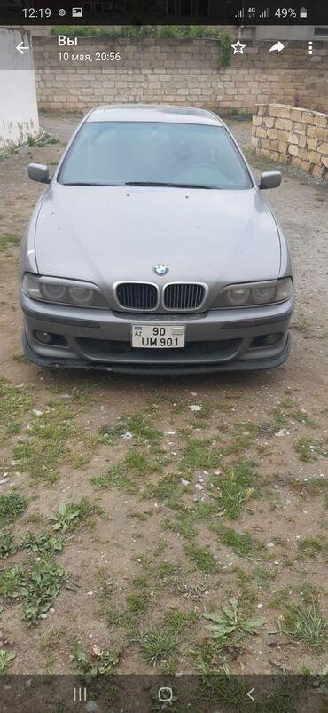 bmw-5-серия-520-5mt - Azərbaycan: BMW 5 series 2.5 l. 2002 | 217000 km