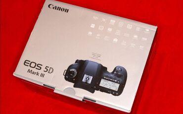 canon eos 5d mark ii в Азербайджан: Canon eos 5D mark 3