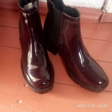 вагонка цена в Кыргызстан: Шикарный обувь осень, весна . Новый  ниже пол цены . 38й размер