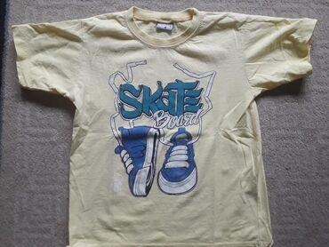 Dečiji Topići I Majice   Krusevac: Majice za decaka vel 8,duzina 45,sirina 32