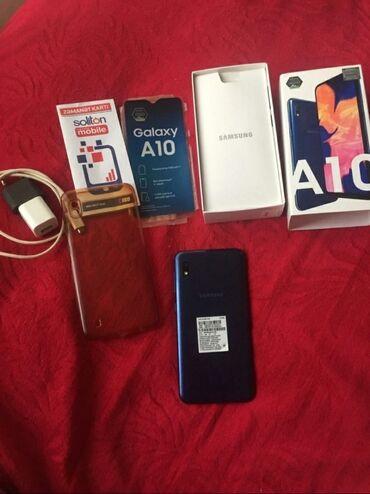Samsung - Saray: İşlənmiş Samsung A10 32 GB göy