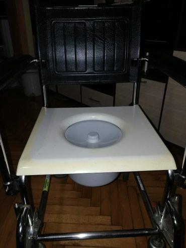 Nova kolica za nepokretne i slabo pokretne jako prakticna svi tockovi - Sabac