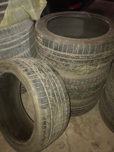 renault r20 в Кыргызстан: Продаётся комплект зимних зимних шин, R20