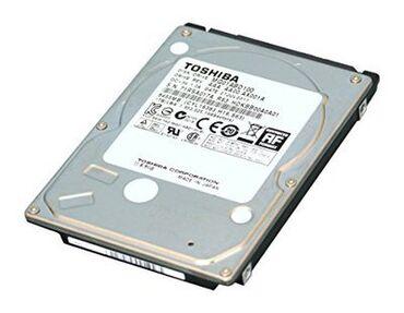 Toshiba 1TB 5400 SATA Notebook Hard Disk SLIM