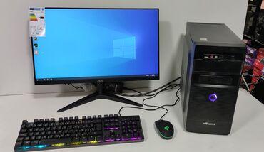 пк бишкек in Кыргызстан | ДРУГИЕ КОМПЛЕКТУЮЩИЕ: Новый компьютер для работы и учебы так и под не требовательные игрыLGA
