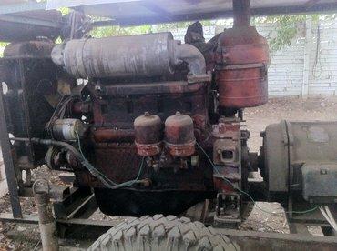 İsmayıllı şəhərində 75 traktor matorundan hazirlanmis generatordu. Muxtelif meqsedle