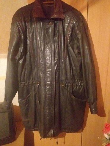 Ženska odeća | Becej: Kožna jakna za zene- epoque veličine 44 očuvana nigde nema oštećenje