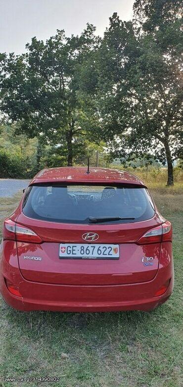 Hyundai i30 1.4 l. 2013   92000 km