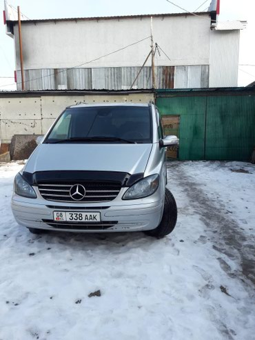 Mercedes-Benz Viano 2008 в Бишкек