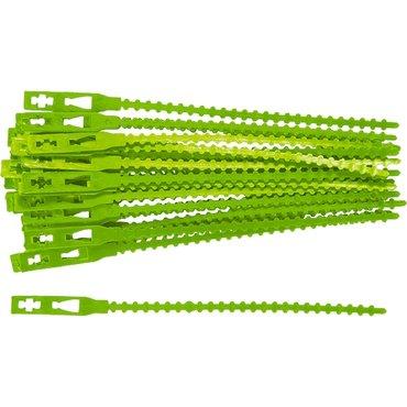 Подвязки для садовых растений, 13 см, пластиковые, 50 шт в Бишкек