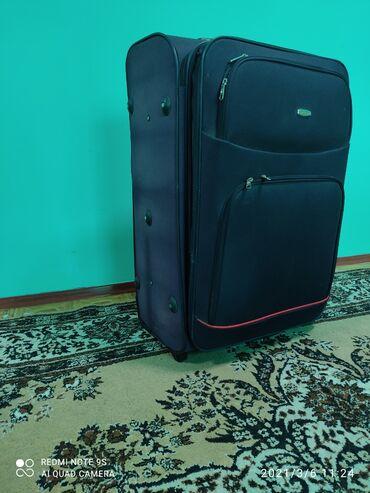Спорт и хобби - Новопокровка: Продаю чемодан. Совсем не пользовались. Новый. Размер