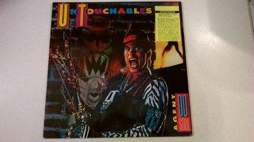 The untouchables - agent 00 soul - vinyl, lpχώρα: ελλάςκυκλοφορία