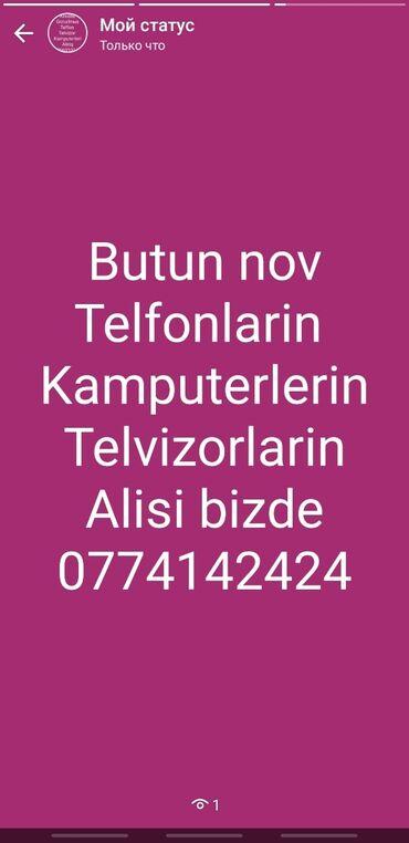 akıllı cep telefon modelleri - Azərbaycan: Butun nov Telfonlarin Telvizorlarin Kamputerlerin alsi var bizde.Son m