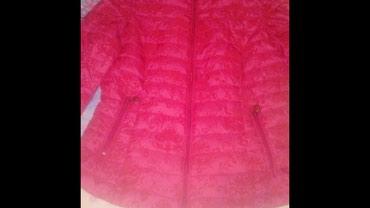 Kao nova Monique jaknica M velicine, jako topla i mekana, lepo stoji - Vranje