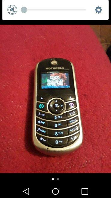 Motorola в Кыргызстан: С 139. В комлекте зарядка