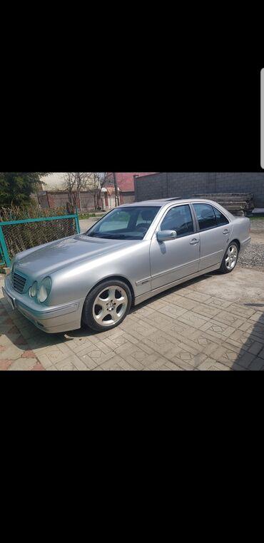двигатель мерседес 124 2 2 бензин в Кыргызстан: Mercedes-Benz E 320 3.2 л. 2001   245000 км